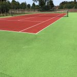 Residential Tennis Court Painting Experts
