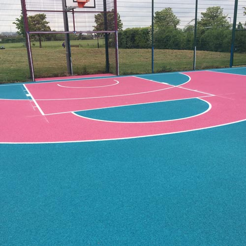 Basketball Surfaces