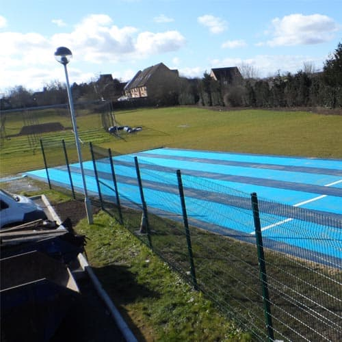 Athletics Jump Track