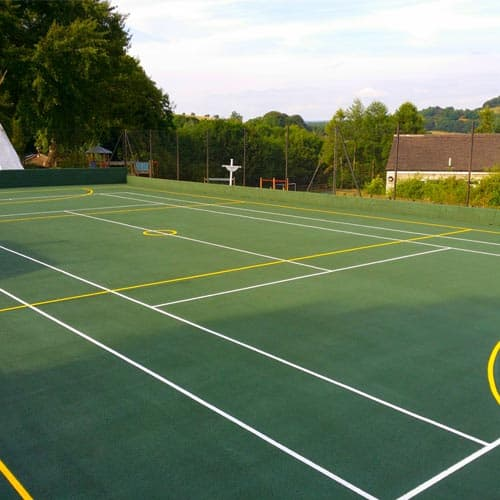 Netball Court Flooring