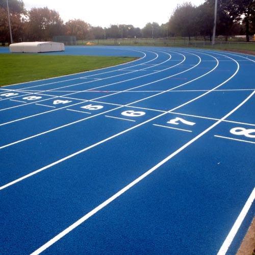 Running Track Design