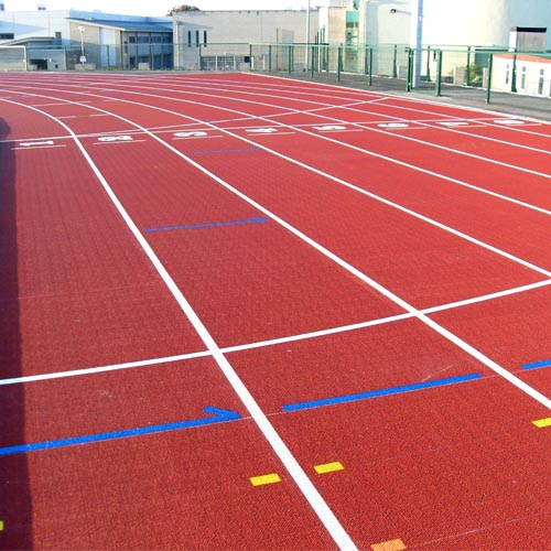 Running Track Services