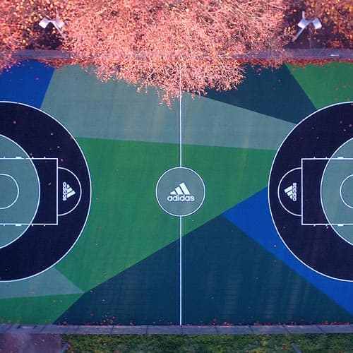 Adidas Football Pitch