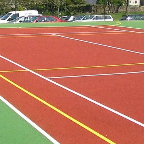 Macadam Tennis Court