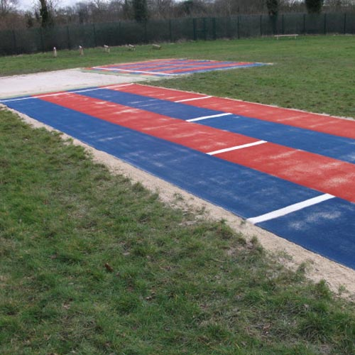 Runway for Triple Jump